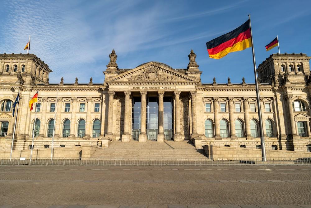 """Almanya'da paskalya döneminde """"evde kalıyoruz"""" prensibinin geçerli olacağı kaydedildi. @shutterstock"""