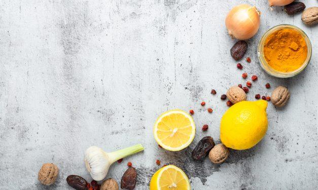 Virüslere Karşı Tabii Vitaminler