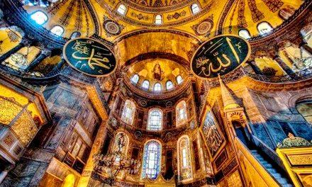"""Diyanet: """"Ayasofya Camii'ni Herkes Ziyaret Edebilir"""""""