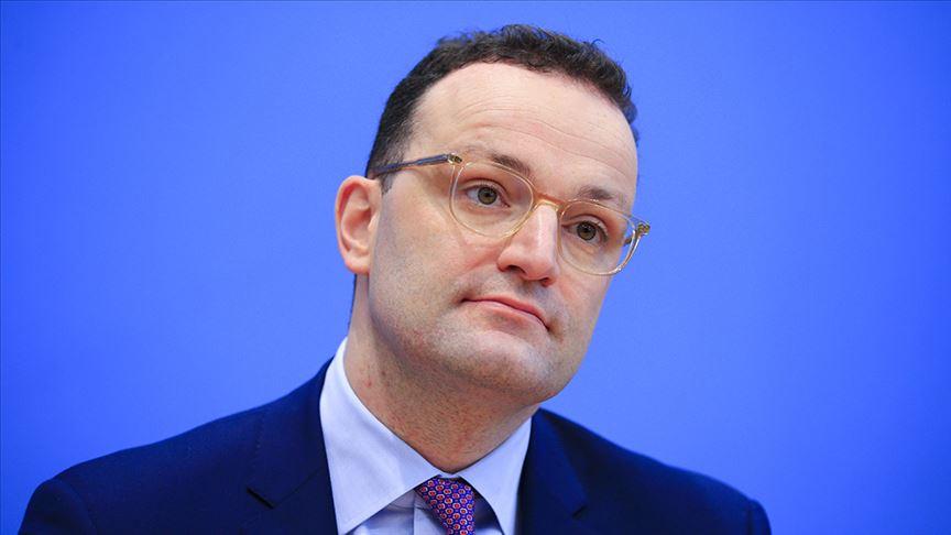 Almanya Federal Sağlık Bakanı Jens Spahn - Foto: aa
