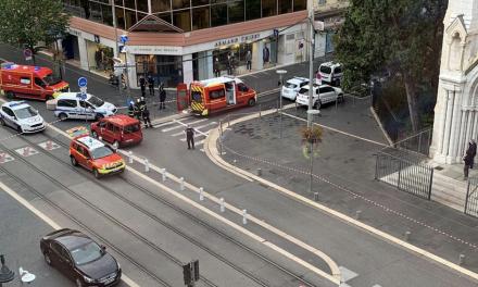 Fransa'da Kilise Yakınında Bıçaklı Saldırı: En Az Üç Ölü ve Bir Çok Yaralı Var