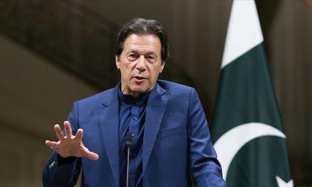 """Pakistan Başbakanı Han: """"İslamofobi'ye Karşı Ortak Strateji Uygulayalım"""""""