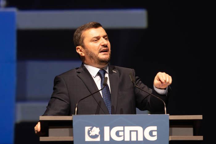 İslam Toplumu Millî Görüş Genel Başkanı Kemal Ergün
