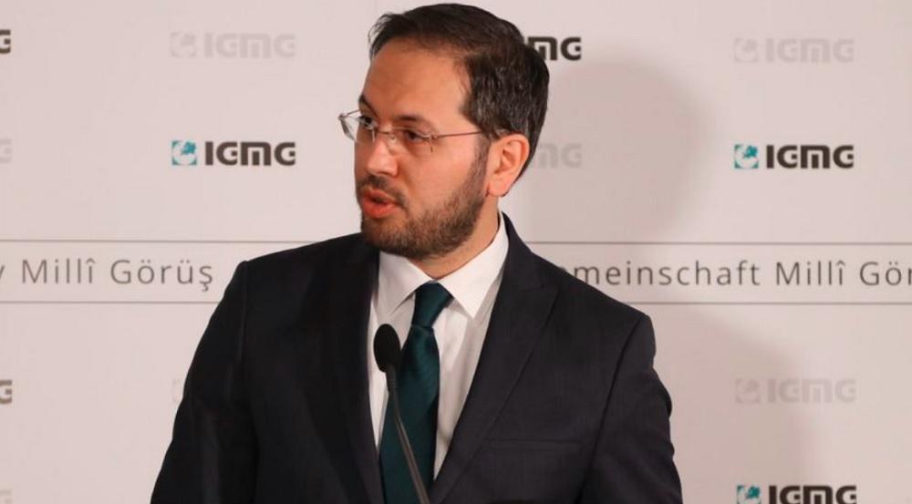 İslam Toplumu Millî Görüş Genel Sekreteri Bekir Altaş
