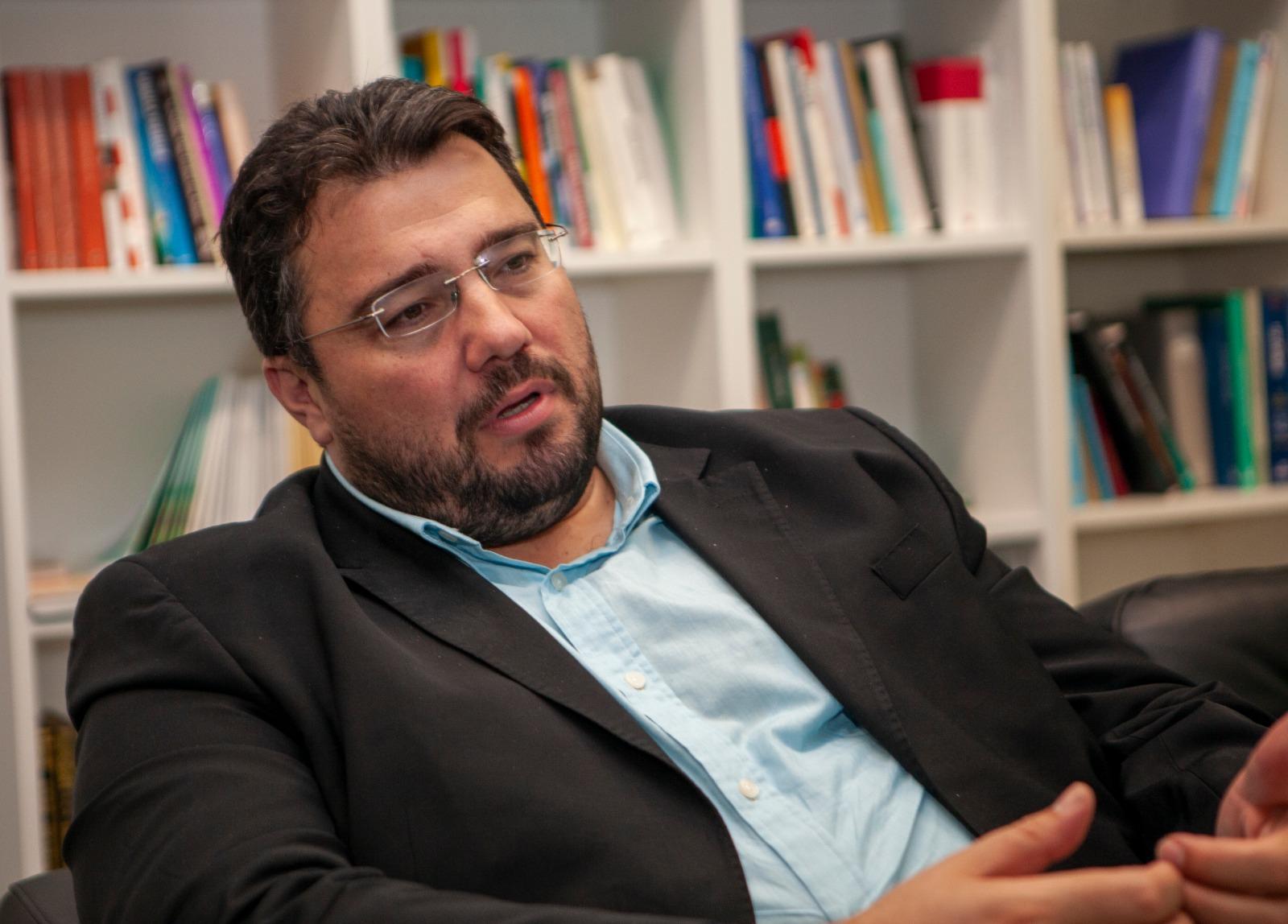 İslam Toplumu Millî Görüş (IGMG) Kurumsal İletişim Başkanı Osman Yusuf