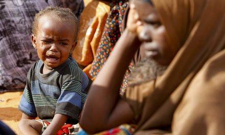821 Milyon İnsan Açlıkla Mücadele Ediyor