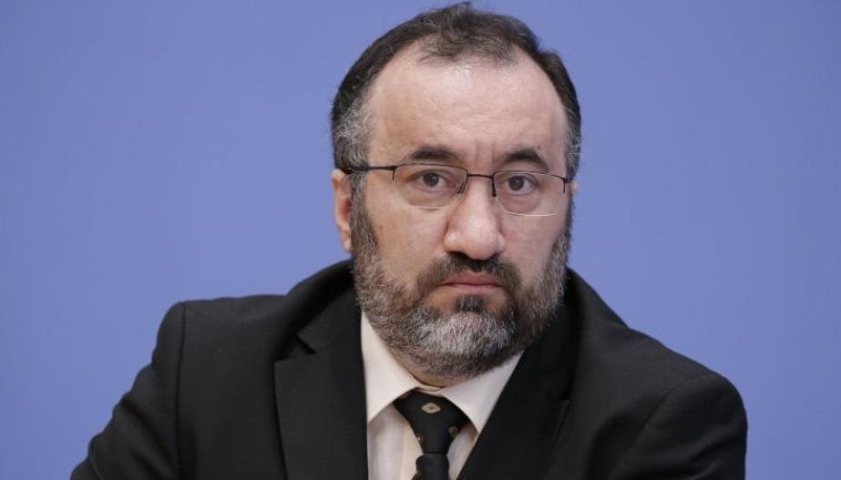 Almanya İslam Konseyi Başkanı Kesici