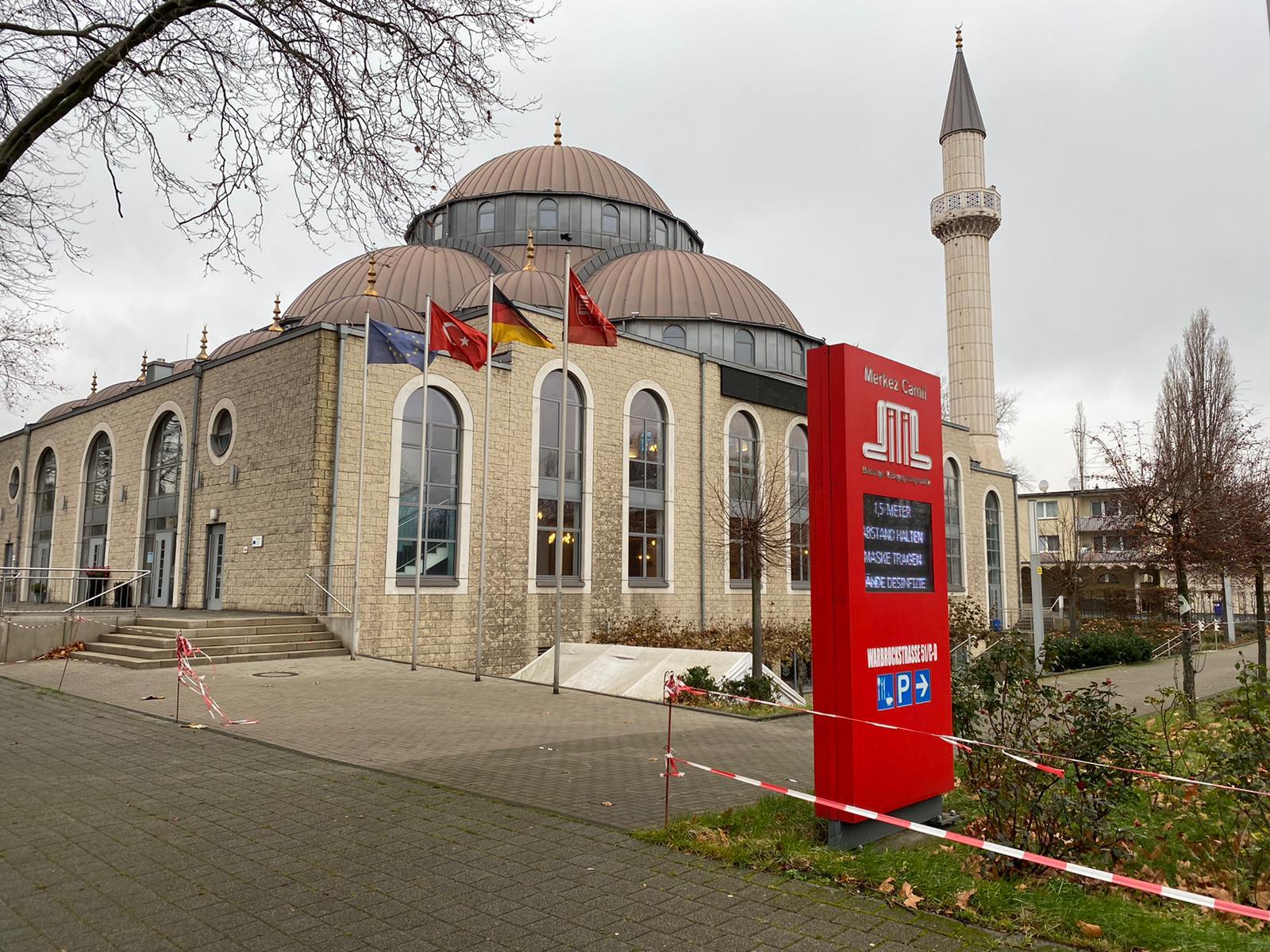 DİTİB Duisburg Merkez Camii