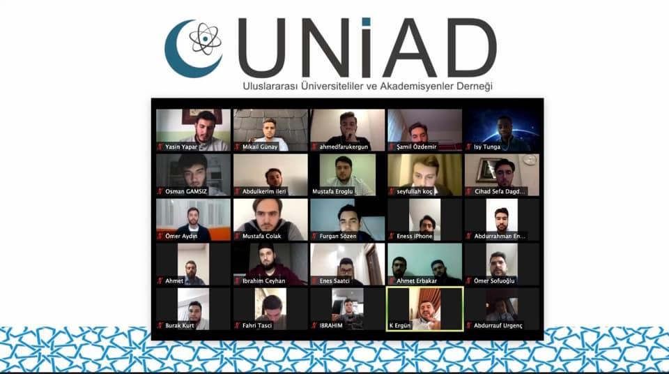 @UNİAD Facebook Sayfası