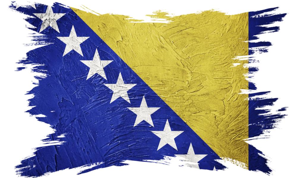 Bosna Bayrağı