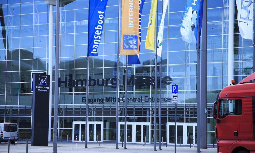 Hamburg Messehallen