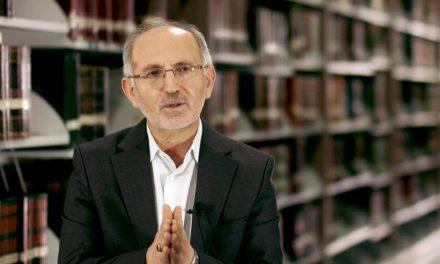 """""""Kelâmın Alt Yapısı Kur'an'da Vardır"""""""