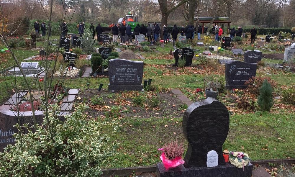 Delmenhorst Müslüman Mezarlığ