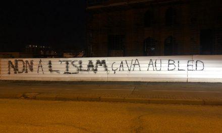 Fransa Eyüp Sultan Camii Saldırısının Faili Yakalandı