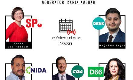 Hollanda'da Müslümanlardan Seçimlere Katılım Çağrısı