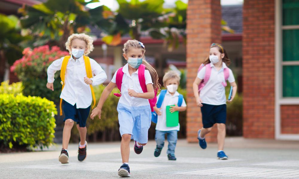 çocuk okul