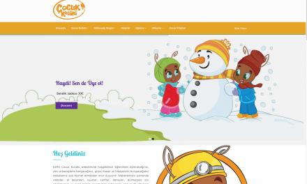 IGMG Çocuk Kulübü İnternet Sayfası Açıldı