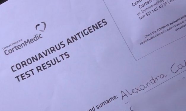 Avrupa'da Sahte Negatif Test Sonuçlarının İnternetten Satıldığı Ortaya Çıktı