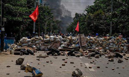 """""""Myanmar'da İlan Edilen 'Sivil Hükûmet'i Bazı Ülkeler Tanıyacak"""""""