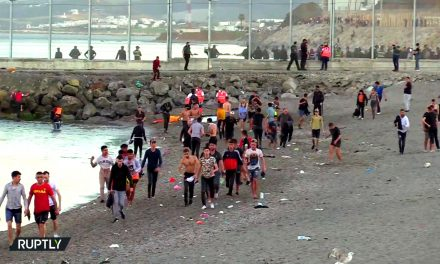 Sebte'ye Geçen 6 Bin Faslı Diplomatik Krize Yol Açtı