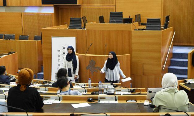 Brüksel Hitabet Yarışmasını La Vertu İslam Okulu Öğrencileri Kazandı