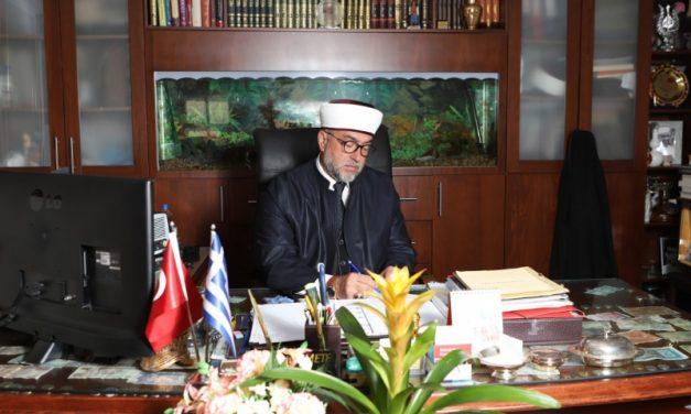 """Yunanistan """"Suç Olmayan Suç"""" İşleyen Müftü Ahmet Mete'ye Hapis Cezası Verdi"""