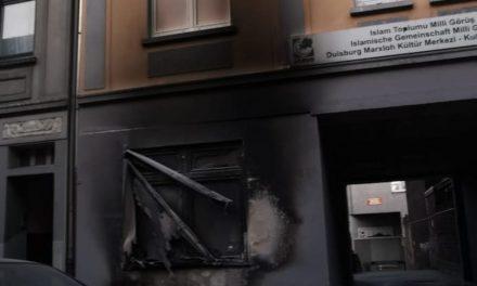Polis, Marxloh Camii Saldırganını Arıyor