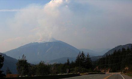 Kanada'daki Orman Yangınları Kontrol Altına Alınamıyor