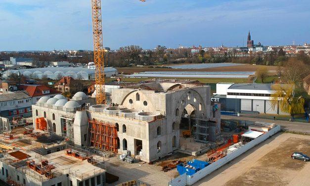 Strazburg Eyyûb Sultan Camii Bağış Kampanyası Sürüyor