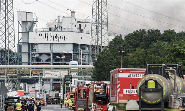 Almanya'daki Kimya Tesisinde Meydana Gelen Patlamada Ölü Sayısı 2'ye Yükseldi