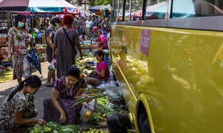 Myanmar Kovid-19'la Mücadelede Zorlanıyor