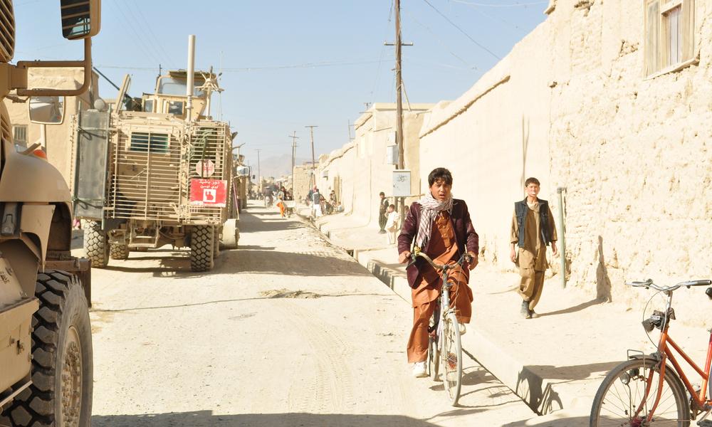 amerika afganistan