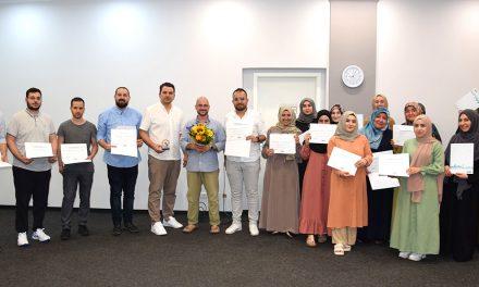 Berlin'de Cami Rehberliği Eğitimi