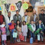 Rhein-Neckar-Saar Bölgesinde Okula Başlarken Dua Günü