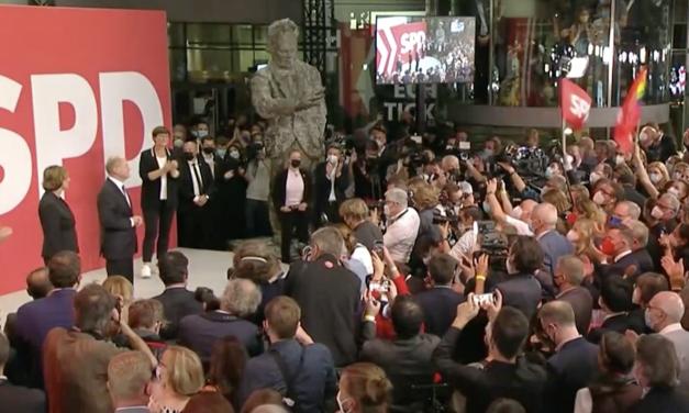 """Olaf Scholz: """"Halk Beni Başbakan Olarak Görmek İstiyor"""""""