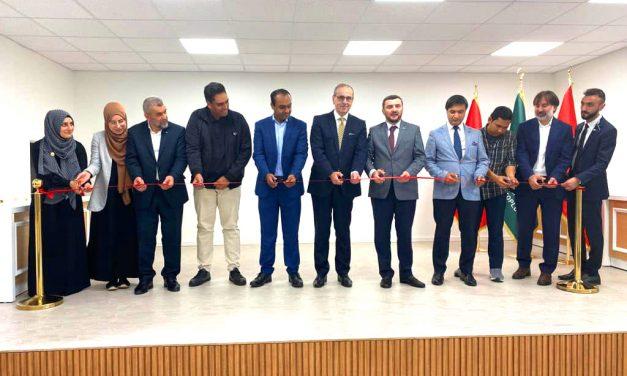 Danimarka İslam Toplumu Yeni Merkez Binası Hizmete Girdi