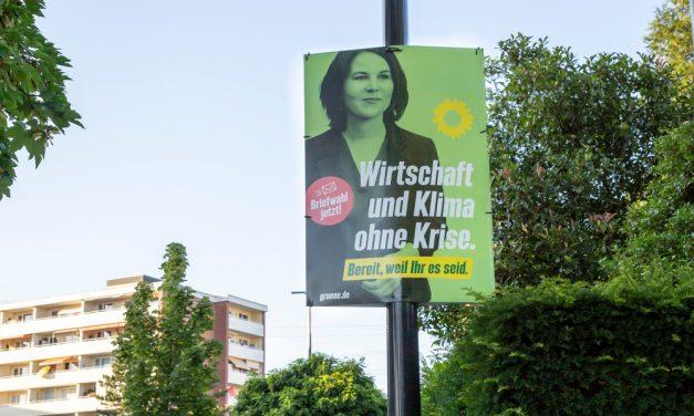 Tarihinde İlk Kez Başbakan Adayı Çıkaran Yeşiller Partisi'nin Seçim Vaatleri