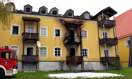 Bir Türkün de Hayatını Kaybettiği Reisbach Yangını Soruşturuluyor