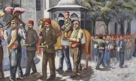Osmanlı Döneminden Bir Âdet: Bed'i Besmele ve Âmin Alayı