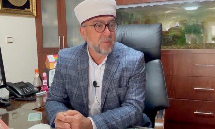 İskeçe Müftüsü Ahmet Mete: Batı Trakya'da Ezanlar Tehdit Altında